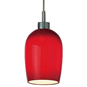 Queeny I Down Pendant by Bruck Lighting Systems